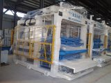 Польностью автоматический конкретный блок Paver кирпича цемента делая машину в конструкции