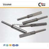CNC подвергая вал механической обработке нержавеющей стали 7mm