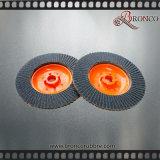 Изготовление диска щитка Zirconia песчинки 40/60/80 истирательное