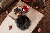 Ivenran a préservé le trousseau de clés de Monchhichi de fleur fraîche pour le présent et la décoration