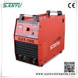 Sanyu 2016 machines de découpage neuves de plasma de corps de fer d'inverseur