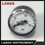 calibrador de presión 063b usado para el extinguidor