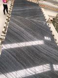 Черная пуща/черный вал/стародедовский сляб мрамора древесины/вены Blak деревянный