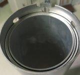 Profilo di alluminio anodizzato il nero come coperture del motore