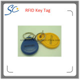 бирка Keyfobs близости 125kHz Writable RFID для контроля допуска