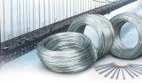 3mmの直径によって電流を通される鋼線は、鋼線はねる
