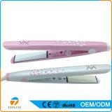 Straightener liso do cabelo da parte superior 10 do ferro do vapor cerâmico elétrico profissional de Styler