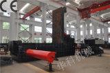 安全な400tons油圧使用された屑鉄の梱包機