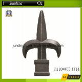 装飾用の鉄の塀またはゲートのやりポイント錬鉄の先峰