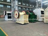 Nueva serie del PE de la trituradora de quijada para exportar