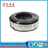 Cable flexible de la base de la base de Rvv 3 de la envoltura de cobre del PVC