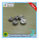 Busing/pieza inserta del acero de acero/inoxidable con trabajar a máquina del CNC