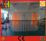 Rodillos que recorren del agua inflable de la alta calidad, bola de rodillo inflable