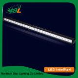 260W impermeabilizan fila 10W de la barra ligera del LED la sola