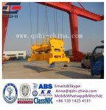Full-Automatic Behälter-Spreizer-elektrischen hydraulischen Spreizer-Torsion-Verschluss drehen