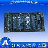 El panel de visualización a todo color al aire libre de LED de la venta caliente P10 SMD3535