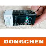 Cmyk Drucken-Glanz-Laminierung-Einspritzung, die faltbaren Phiole-Kasten verpackt