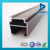 Profil en aluminium personnalisé d'extrusion de modèle pour le longeron de piste de rideau