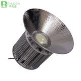 lámpara industrial de la iluminación de la luz de la bahía de la luz LED de 80W AC85-265V alta