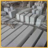 Preiswerteste hellgraue Fußboden-Fliesen des Granit-G603 für Fußboden und Wand