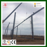 Fábrica de la alta calidad que construye la planta siderúrgica estructural