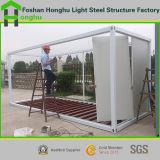 Vorfabriziertes Haus-ökonomisches modulares Behälter-Haus