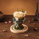 Fiore naturale di 100% per la decorazione di cerimonia nuziale