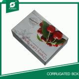 Коробка размера печатание цвета вишни подгонянная коробкой