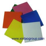 Tablero de chapa de acrílico Alta transparencia Extrusión de acrílico para estantería de exposición