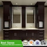 Китайская тщета ванной комнаты твердой древесины фабрики изготовленный на заказ
