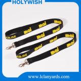 Lanière de barres de polyester de mode avec un Silkscreen de logo de couleur