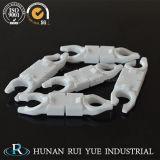 Parti di ceramica della tessile di rendimento elevato per le macchine elaboranti
