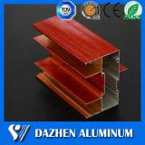 De schittering paste het Geanodiseerde Profiel van het Aluminium voor Vensters en Deuren aan