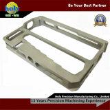 Pezzi meccanici di CNC del blocco per grafici elettrico di CNC dell'acciaio inossidabile