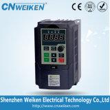 220V 단일 위상 0.4kw-1.5kw 소형 유형 낮은 힘 주파수 변환장치