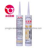 Het hoogwaardige AzijnDichtingsproduct van het Silicone voor het Venster van de Legering van het Aluminium (ybl-380)