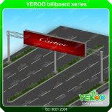 Aanplakbord-Adverterend van de Banner van de brug aanplakbord-Flex Aanplakbord