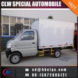 Kühlraum-Behälter-LKW-Fleisch-Transport Van der Fabrik-Verkaufs-1.5t
