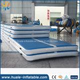 Ginnastica gonfiabile materiale della pista di aria delle schede di acqua del punto di goccia (DWF) per addestramento