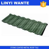 Fornitore rivestito delle mattonelle di tetto del metallo della pietra di precisione in Cina
