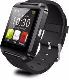 Relógio 2016 esperto de Bluetooth com a bateria Smartwatch do altímetro 160mAh do podómetro