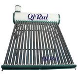 Calentador de agua de energía solar del tubo de vacío de la presión inferior de la eficacia alta con la aprobación del Ce