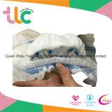 Quanzhouの上の工場3D漏出防止チャネルの反漏出赤ん坊のおむつの製造業者OEM