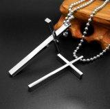 Estrella pares de la manera joyería de fantasía colgante collar de la cruz