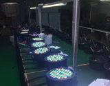 het Waterdichte LEIDENE 54*3W RGBW Licht van het PARI