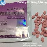 La qualité orale 20mg stéroïde marque sur tablette Dbol Dianabol