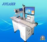 Machine d'inscription de laser de fibre avec le système de détection automatique visuel