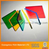 鋳造物装飾のためのプラスチックアクリルシートPMMAの風防ガラスシート