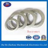 아연에 의하여 도금되는 Dacromet DIN9250 두 배 옆 마디 자물쇠 세탁기 스테인리스 세탁기