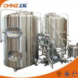 Оборудование заваривать пива нового корабля высокого качества коммерчески